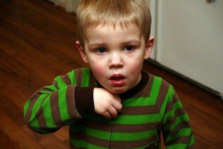 ataque de tos en ninos remedio