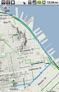 Google Maps sigue mejorando en busca de ser nuestro GPS personal