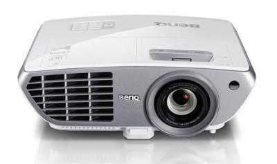 BenQ W1300 y W1400, los nuevos proyectores Full HD con 3D para el hogar