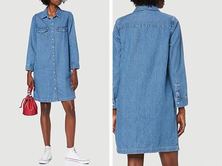 Levi S Selma Dress Vestido Para Mujer