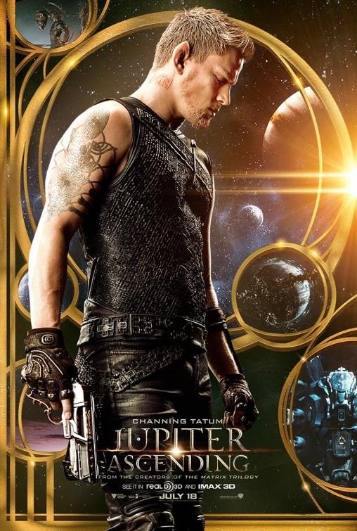 Carteles de 'El destino de Júpiter'