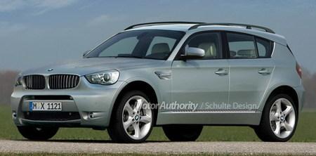 El BMW X1 Concept será presentado en el Salón de París