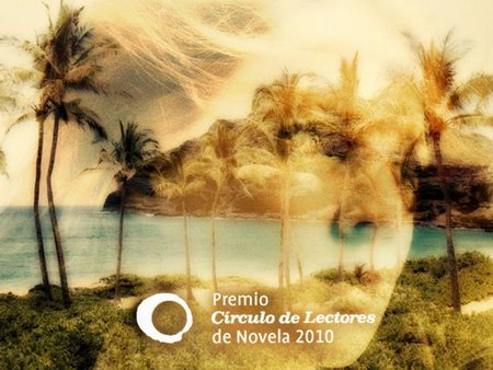 Carlos Poveda, ganador del Premio Círculo de Lectores con 'Balada del Pacífico Sur'