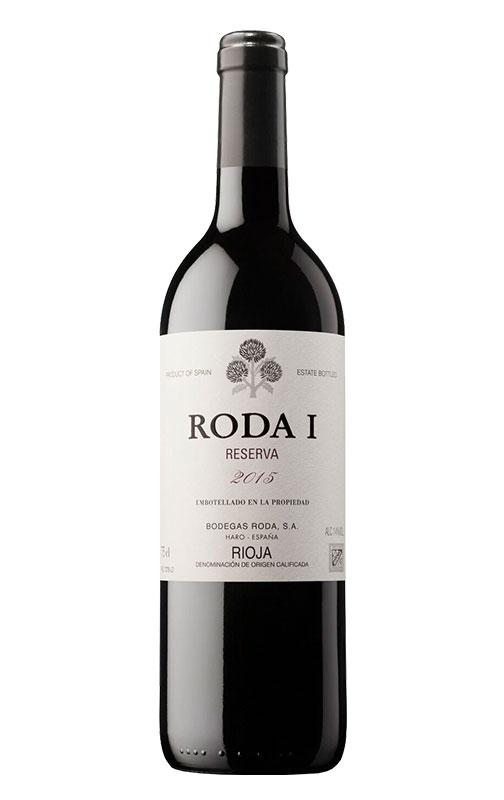 Roda I Reserva 2015. DOCa Rioja