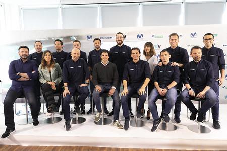 Movistar F1 2019