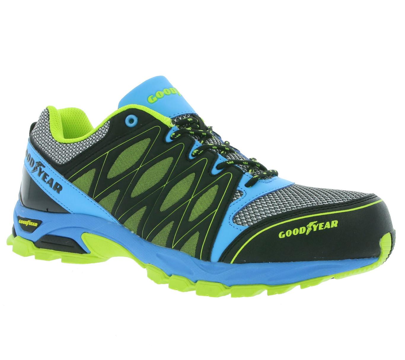 Zapatillas de seguridad para hombre Goodyear GYSHU1503
