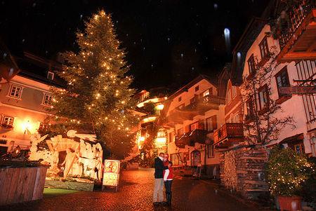 La Navidad de los lectores: Munich y los Alpes Austriacos