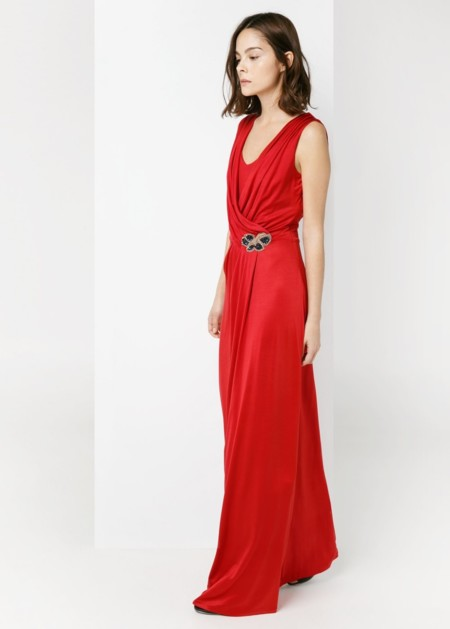 Imagenes de vestidos de graduacion rojos