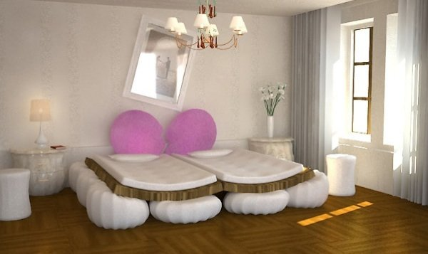 Cama de matrimonio y dos individuales al mismo tiempo - Tiempo en camas ...