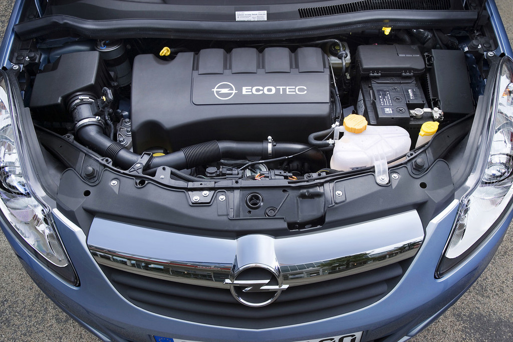 Foto de Opel Corsa 2010 (70/72)