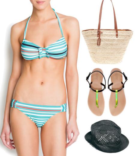 Look verano playa