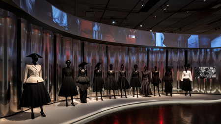 Dior Denver Exhibition Scenography C James Florio 3