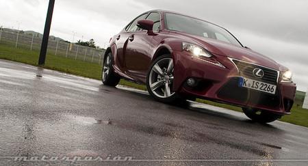 Lexus IS 2013, presentación y prueba en Viena (parte 2)