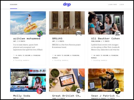 Drip Discover Mozilla Firefox 2017 11 15 20 10 51