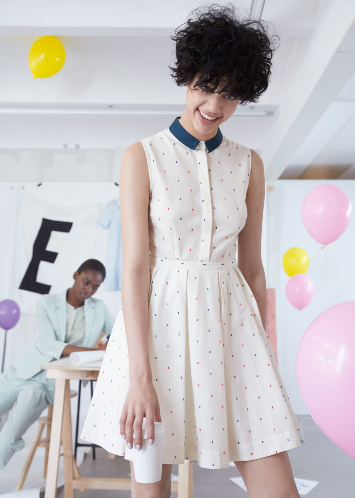 Foto de Rachel Antonoff colección & Other stories 2015 (7/17)