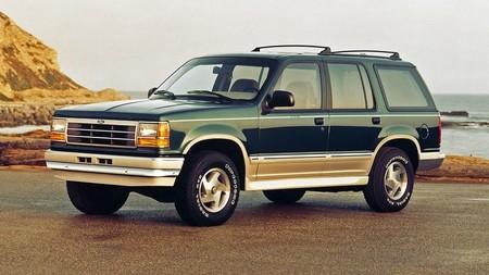 Ford Explorer primera generación