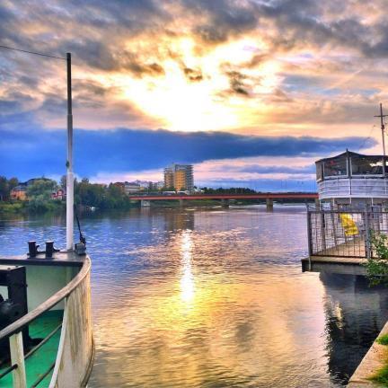 Umea (Suecia), Capital Europea de la Cultura 2014