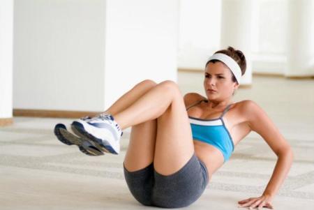 Algunas variaciones para hacer los abdominales más efectivos