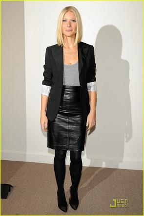 Gwyneth Paltrow en la presentación de su nuevo programa sobre cocina española en Nueva York