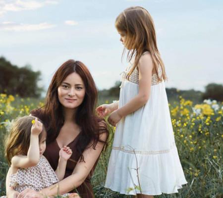 Mimi Thorisson, una blogger madre de 8 hijos, nueva imagen de L'Occitane en Provence