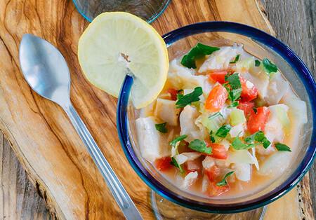 Ceviche de pescado a la acapulqueña: receta del clásico plato de Perú con un toque mexicano