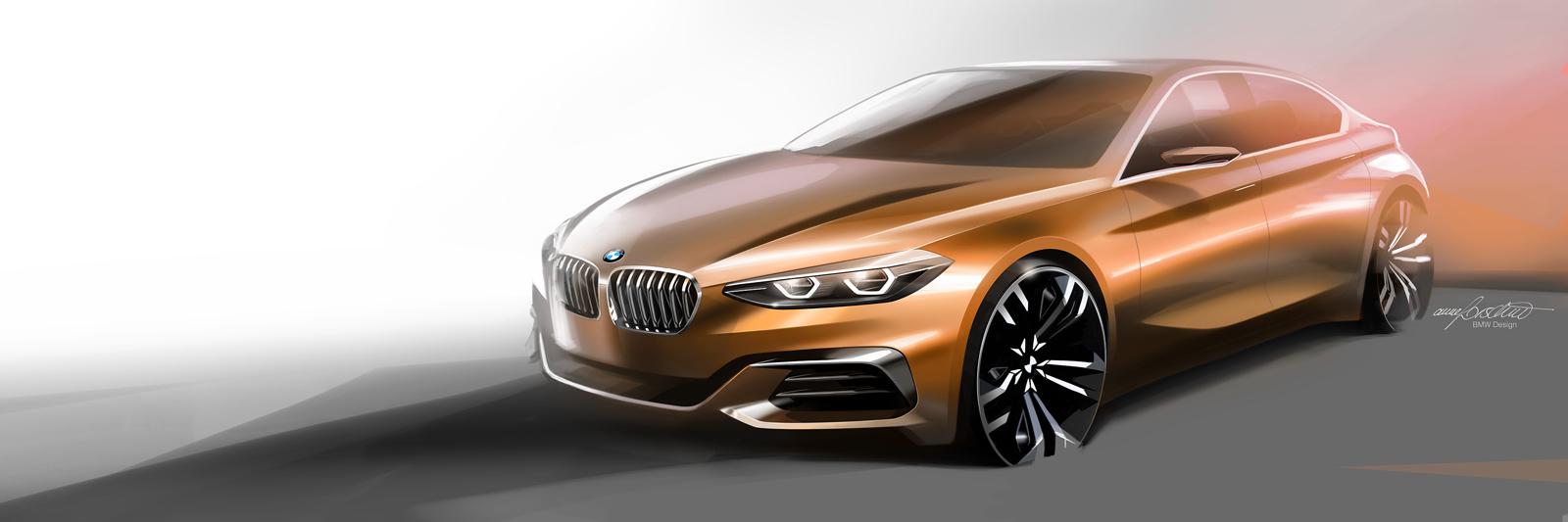 Foto de BMW Concept Compact Sedan (19/26)