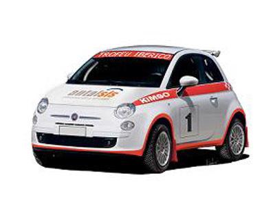 El FIAT 500 podría contar con un Trofeo Ibérico de Rallyes
