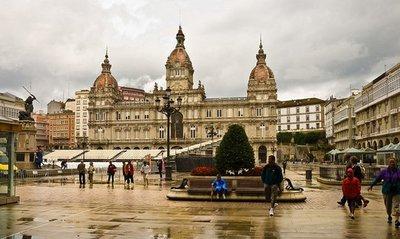 Viaja gratis en autobús por A Coruña
