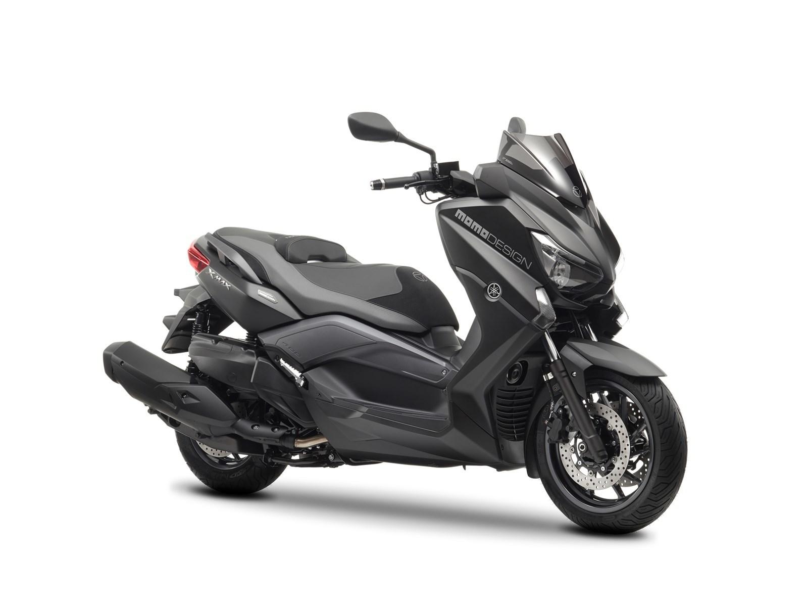 Yamaha X-MAX 400 MOMODESIGN, estudio y detalles