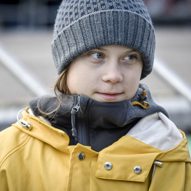 ¿El cambio climático va a ser tema de conversación en tu familia estas Navidades? Toma nota de Greta Thunberg