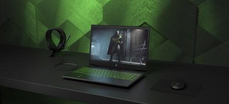 HP nos muestra su catálogo Pavilion para 2018: nuevos portátiles gaming, PCs de escritorio y hasta convertibles 2-en-1