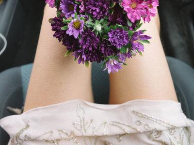 ¿Qué sucede cuando la novia decide ser la fotógrafa de su propia boda?