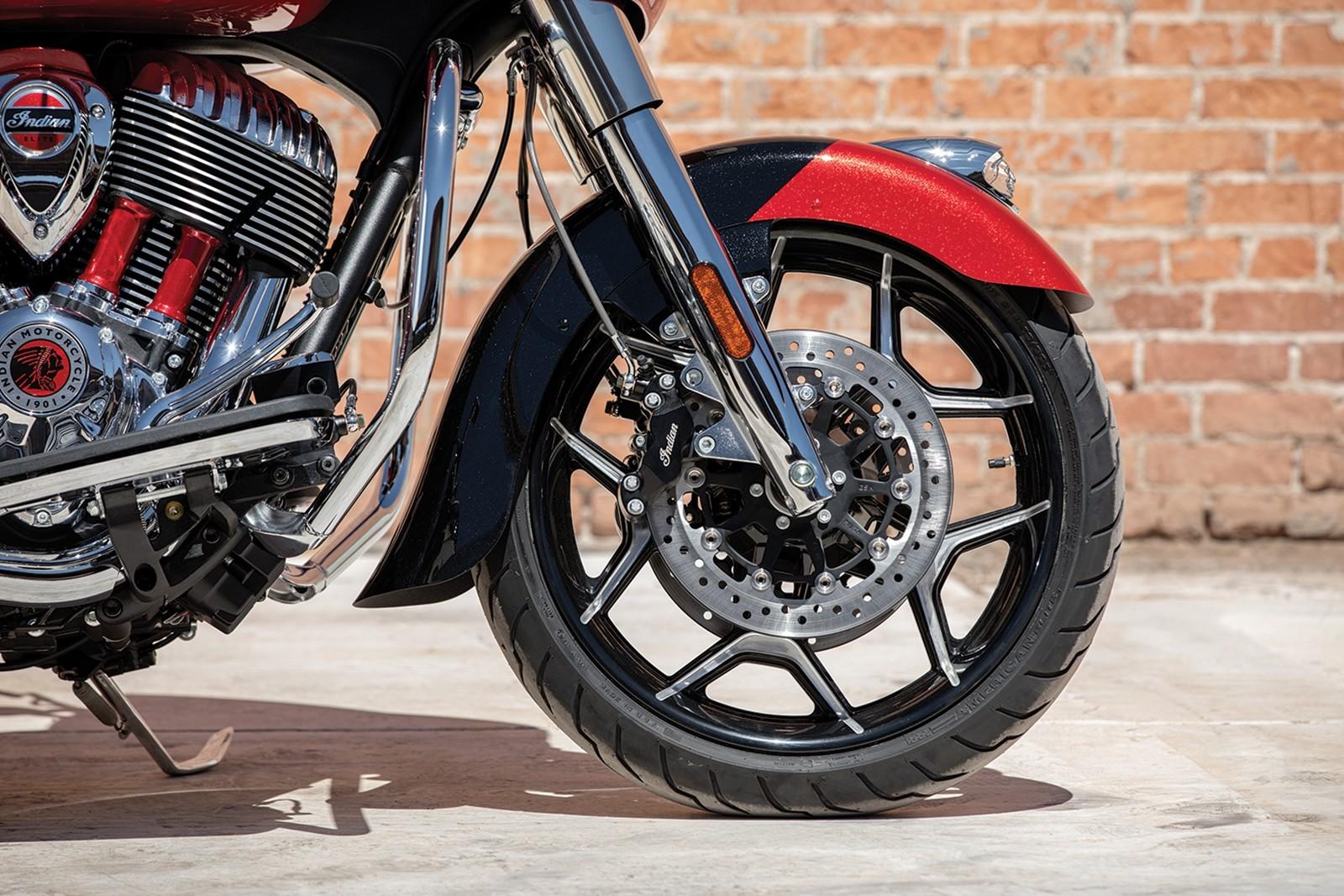 Foto de Indian Motorcycles 2020 (38/74)