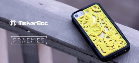 MakerBot te facilitará que imprimas en 3D tus propias carcasas para el iPhone