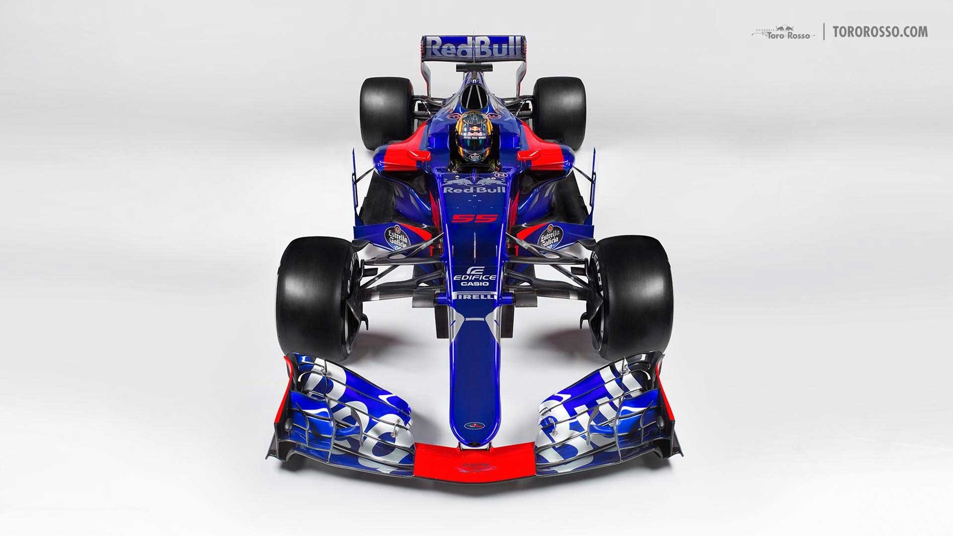 Foto de Toro Rosso STR12 (2/3)