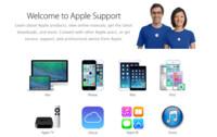 Apple rediseña su página web de soporte simplificando todavía más su aspecto