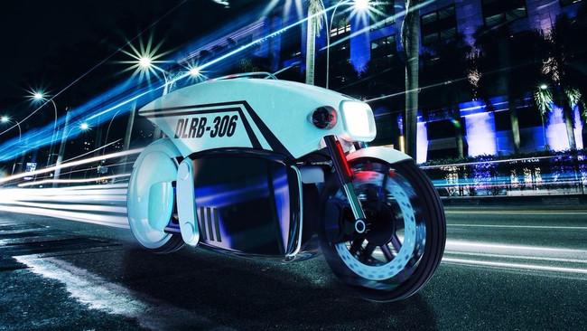 Brigade, una moto de policía autónoma lista para multarte