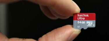 Cómo elegir una tarjeta microSD para el móvil