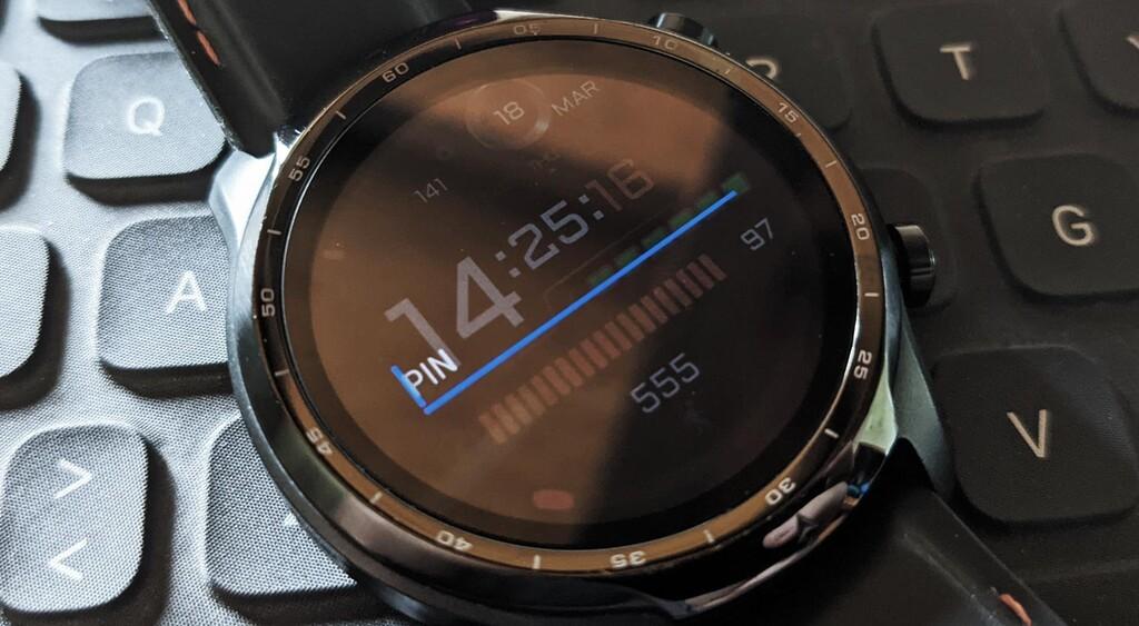 Cómo proteger tu reloj Wear OS con el el bloqueo automático de pantalla