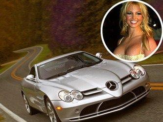 Los coches de los famosos