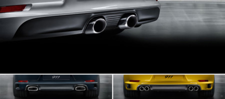 Estos tres vídeos te permitirán escuchar el nuevo Porsche 911 (turbo) desde dentro, fuera y en marcha