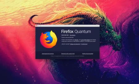 Ya está disponible Firefox 63, con tema oscuro automático en Windows 10 y mejor rendimiento en macOS