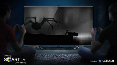 Samsung apuesta por la integración de videojuegos en sus smart TVs