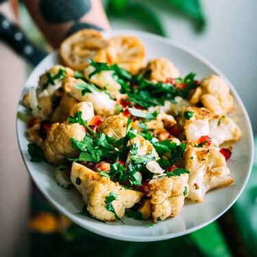 Coliflor, espinacas, alcachofas... 23 recetas diferentes con verduras para no aburrirte estando a dieta