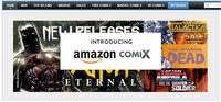 Amazon compra Comixology