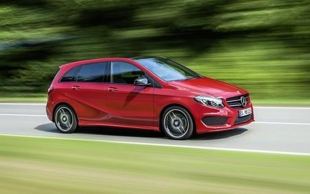 Mercedes Benz Clase B 2015 - precios para España