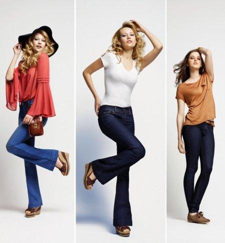 ¿Cuál son los pantalones de moda en Primark Otoño 2011?