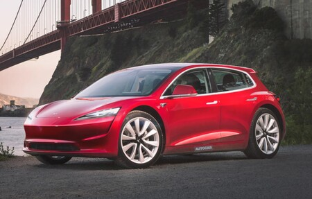 Tesla prepara un coche eléctrico compacto: costará menos de 25.000 dólares, llegará en 2023 y competirá con el ID.3
