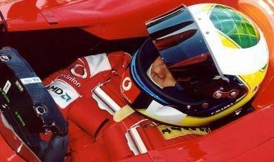 Felipe Massa empieza los tests en Ferrari
