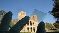 Investigadores de UCLA crean células solares transparentes para las ventanas del futuro